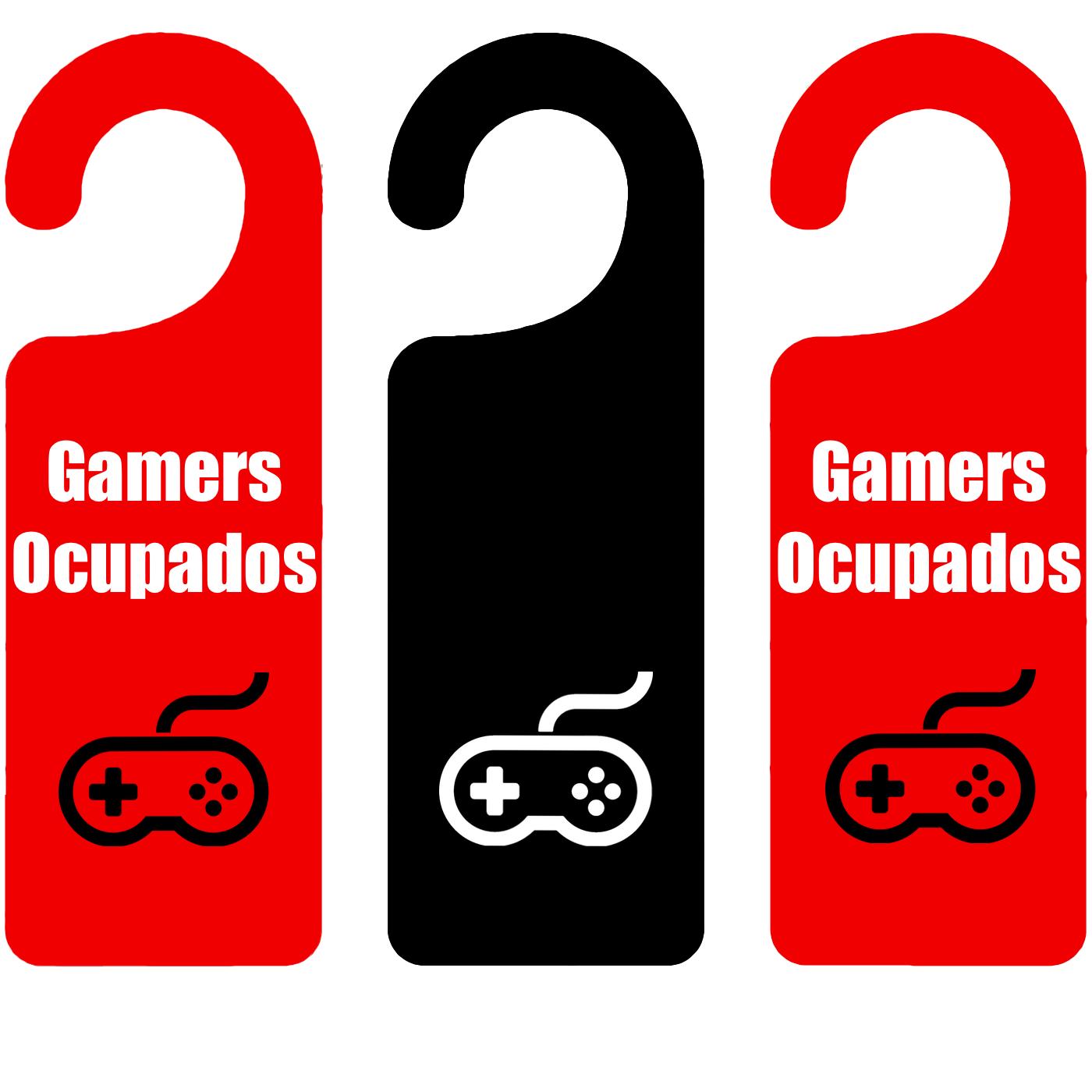 Logo de Gamers Ocupados